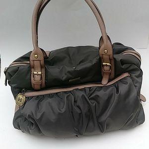 EUC COCO & CARMEN Zippered Travel Tote Bag